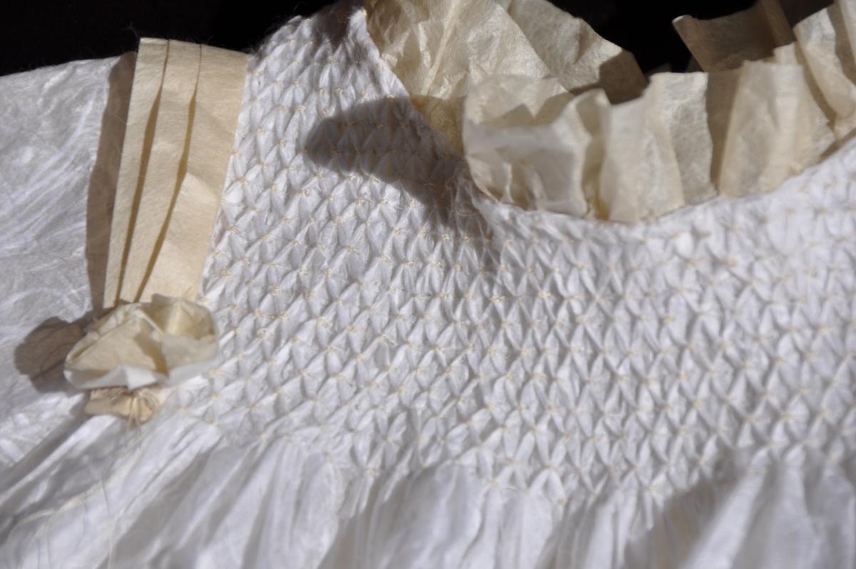 Christening Shroud (detail)